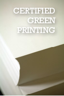 certified green printing