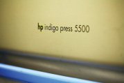 hp indigo press 5500 printer